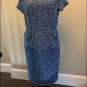 Boden Cotton Dress NWT